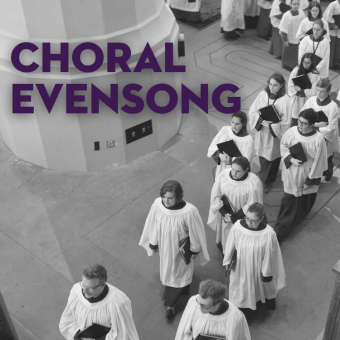 Choral Evensong in Celebration of Saints Francis and Clare of Assisi