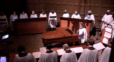 Compline on the 17th Sunday after Pentecost, 2021