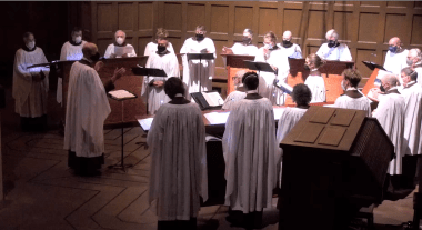 Compline on the 16th Sunday after Pentecost, 2021