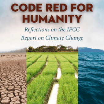 Code Red For Humanity: Reflections on the IPCC Report 6th Assessment Report on Climate Change