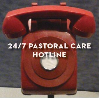 Pastoral Care Hotline Update: New Number