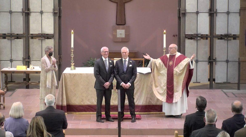 The Marriage of John Simmons & Scott Hulet  |October 9, 3 p.m.