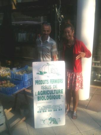 Produits issus de l'agriculture biologique...