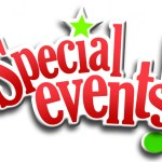 Special Events FLASH