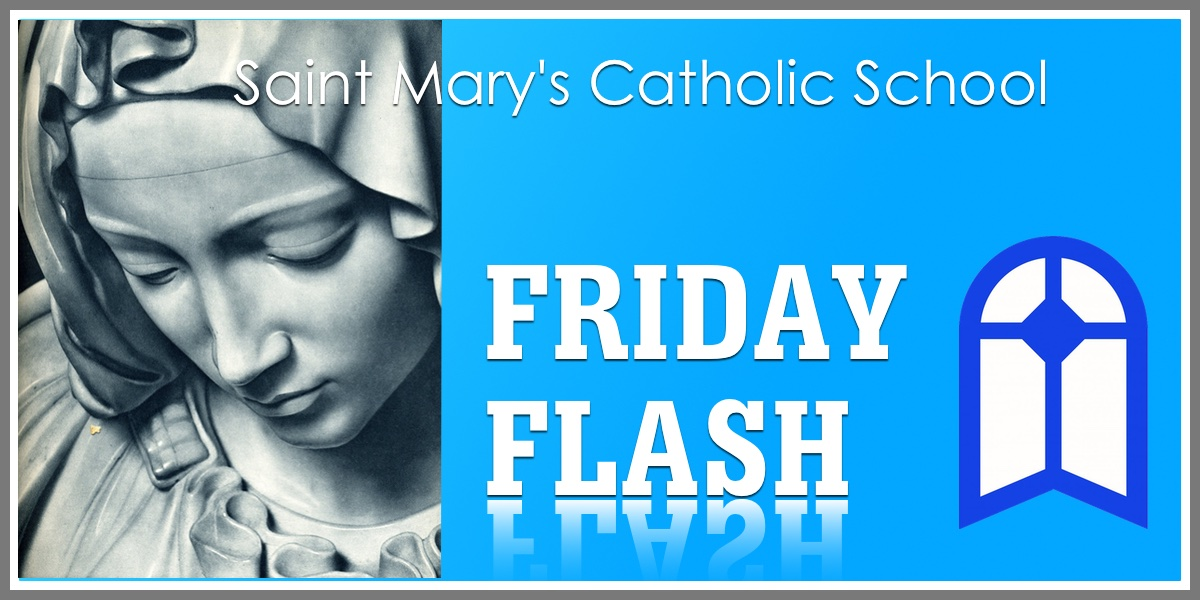 Friday Flash September 13, 2019