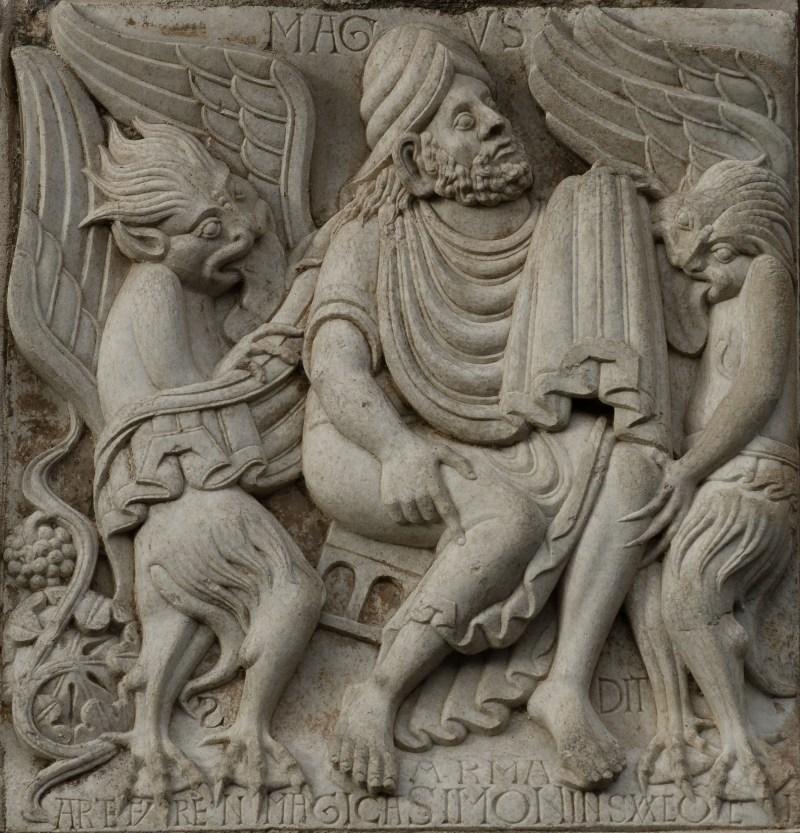 Simon-le-Magicien-les-demons-et-la-naissance-de-la-vigne.-Basilique-Saint-Sernin-30