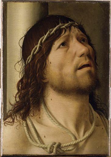 Le Christ à la colonne