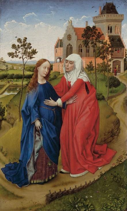 Rogier_van_der_Weyden_-_Heimsuchung