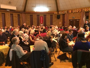 Cafe Bramcote Carols 2014-11