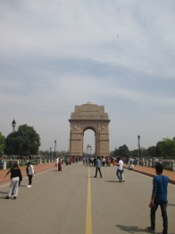 India Gate (Front)