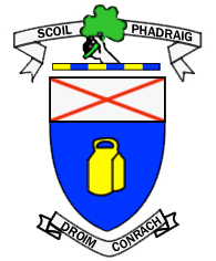 Saint Pats Crest
