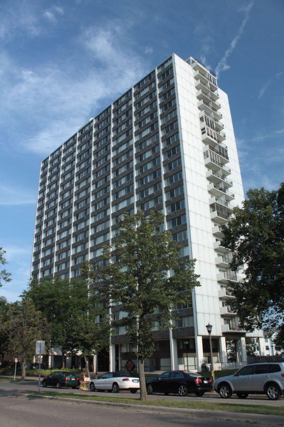 740 apartments