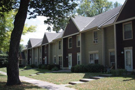 The Marshall Avenue Townhomes, 708- 730 Marshall Avenue.