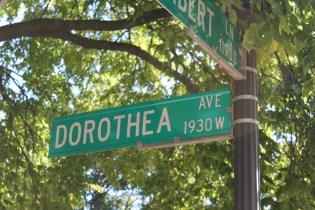 Dorthea was the wife of Norbert.