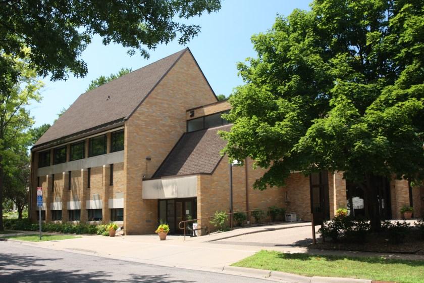 Como Park Lutheran Church, 1376 Hoyt at Sheldon Street.