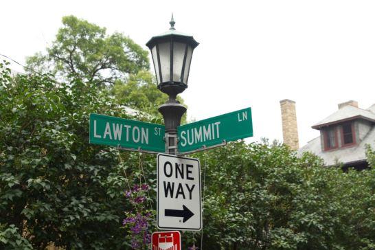 lawton & summit ln
