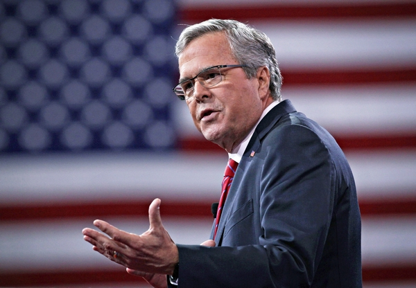 Jeb Bush Joins Major Law Firm as 'Strategic' Consultant