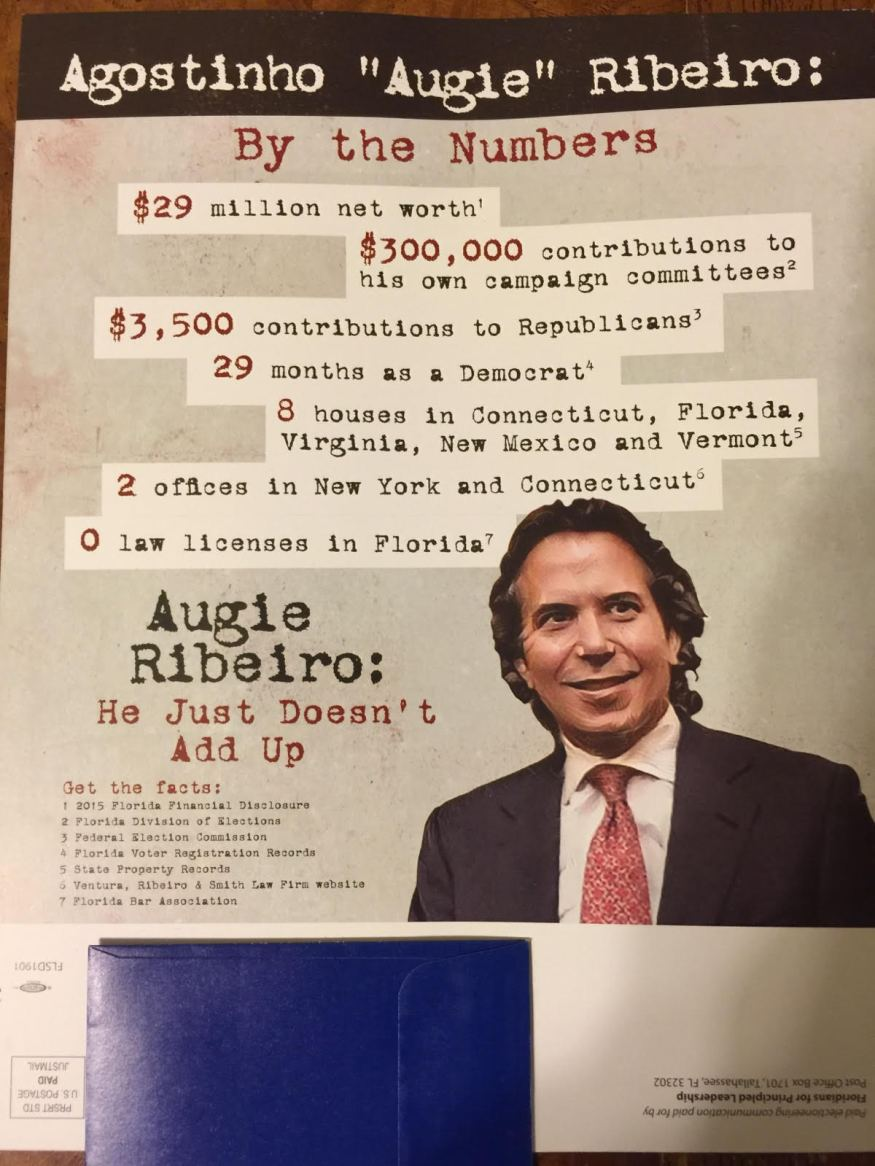 Anti-Ribeiro Flyer