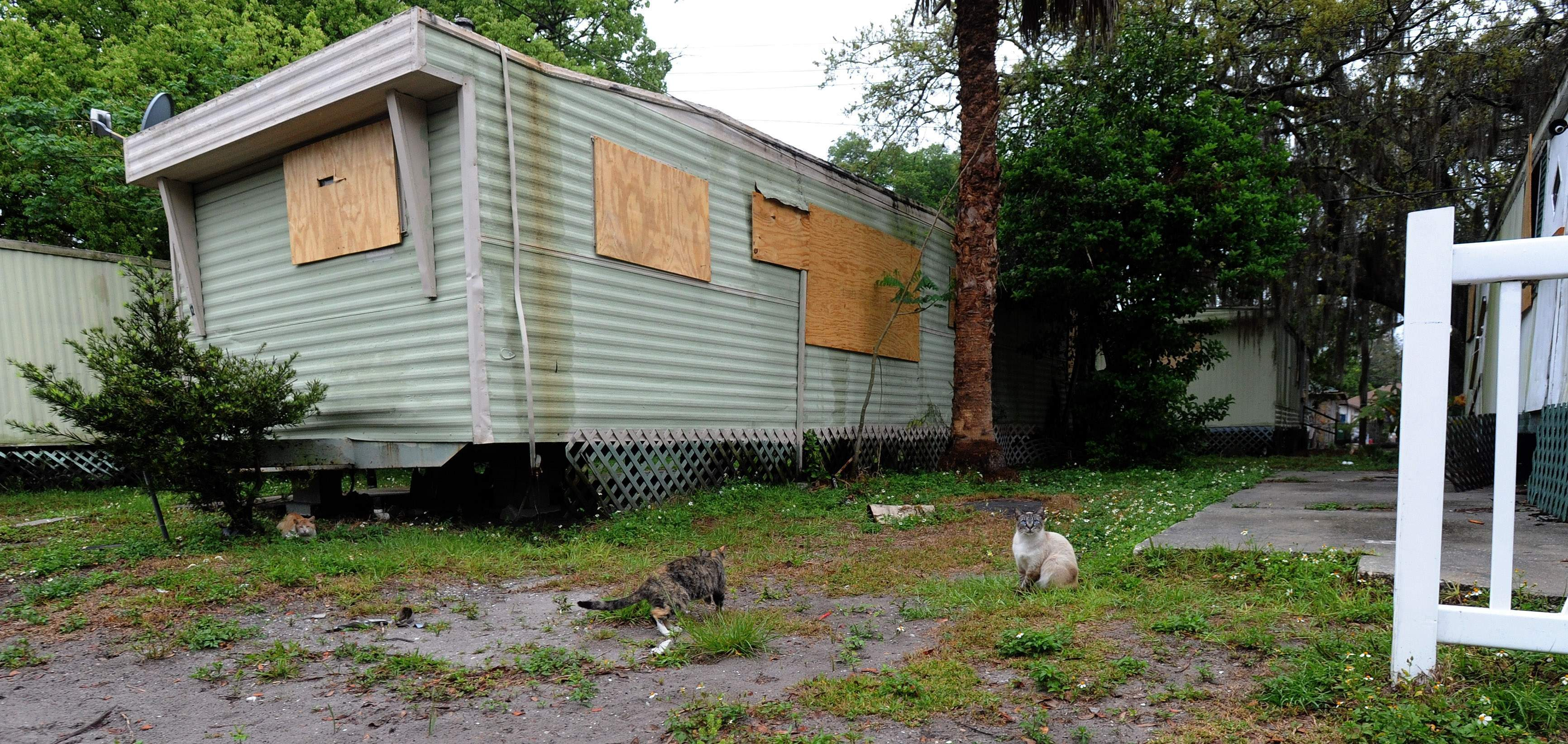 City Of Tampa Mobile Home Park Owner Face Off Over 13M In Code Violations