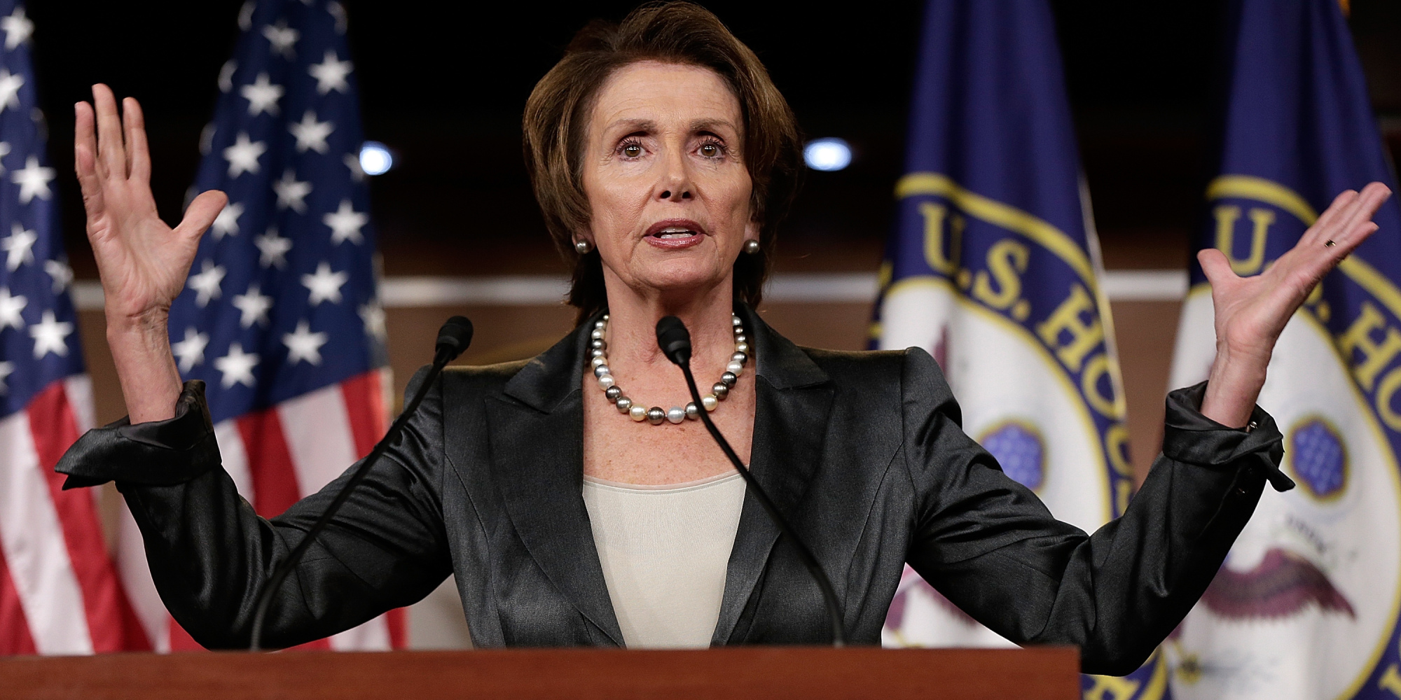 GOP's 2018 Strategy: Continue Linking Dem Candidates to Pelosi
