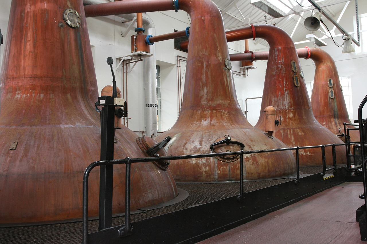 craft distilleries