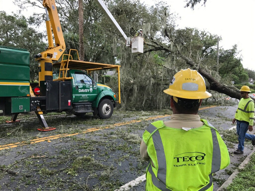 235,000 TECO customers still without power - SaintPetersBlog