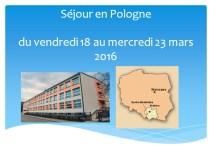 Echange franco polonais 2015 2016 9