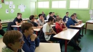 Actions au Collège NDF - Le CLER, Amours et Famille en Troisième - Photo 2