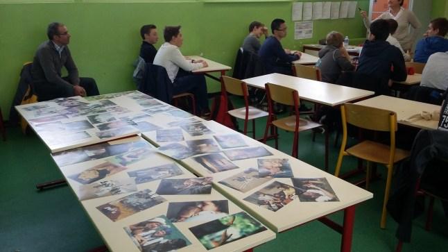 Actions au Collège NDF - Le CLER, Amours et Famille en Troisième - Photo 5
