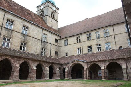 Luxeuil Abbey