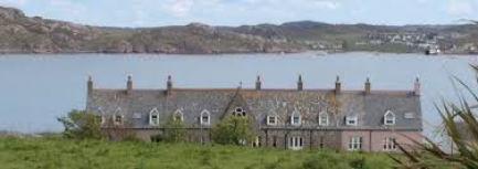 bishops house. iona