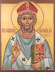 Bishop Erconwald of Lonon