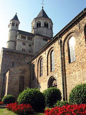 Gertrude of Nivelles Church, Nivelle.