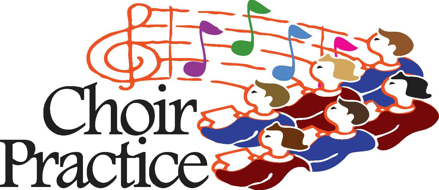 Choir practice – Saint Sharbel Church, Raleigh NC