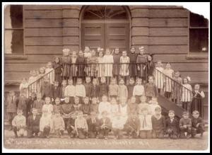 2nd grade class_St Stans school_ 1912 (2)