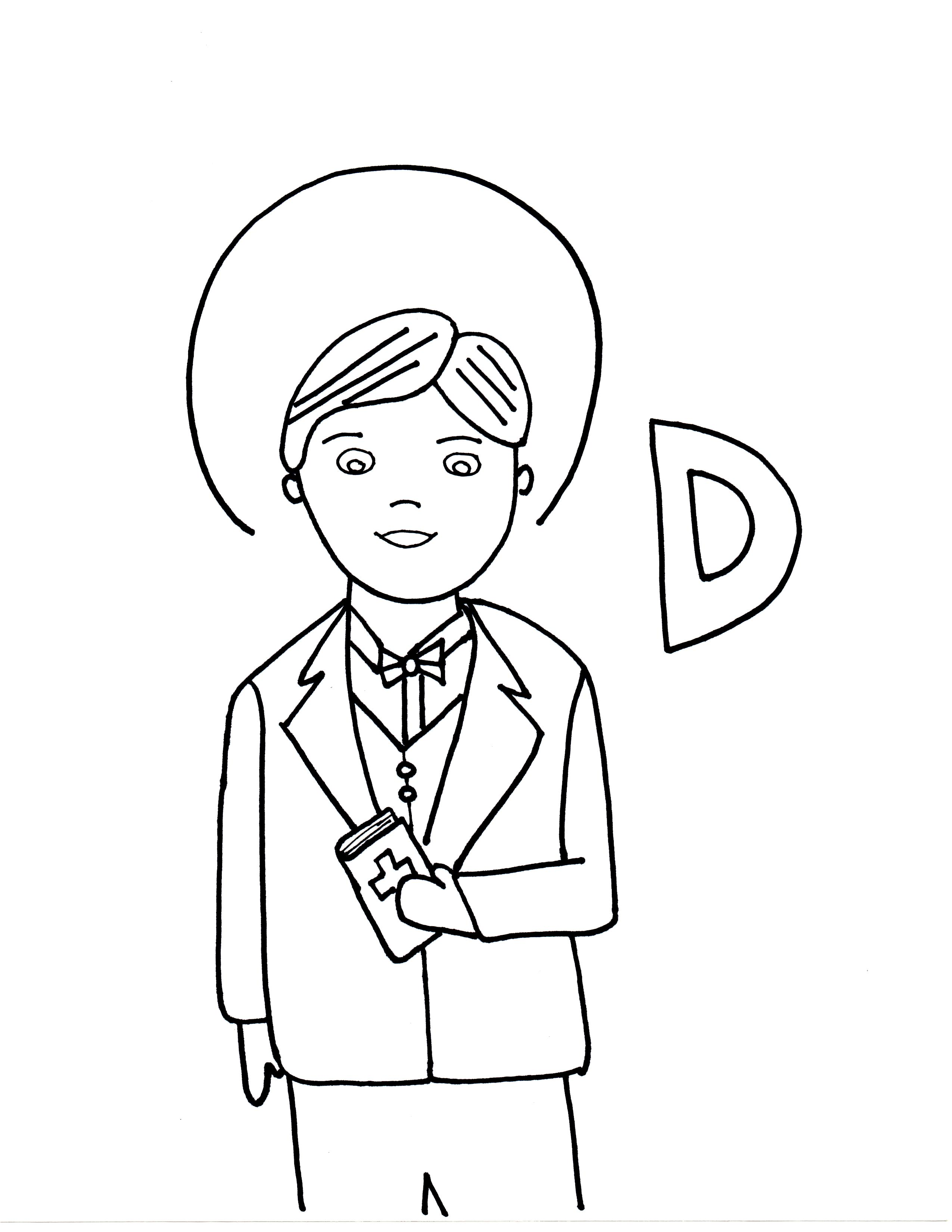 D Is For St Dominic Savio