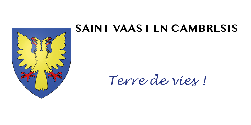 Logo for Commune de Saint-Vaast en Cambrésis