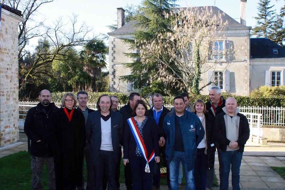 Conseil Municipal de Saint Valérien en Vendée