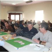 Concours de belote du club du 3ème âge Saint Valérien