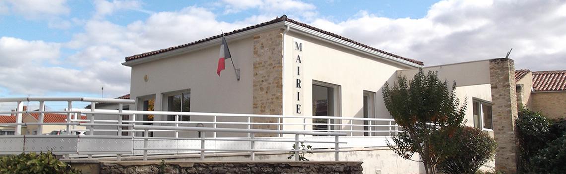 Mairie de Saint Valérien en Vendée 85