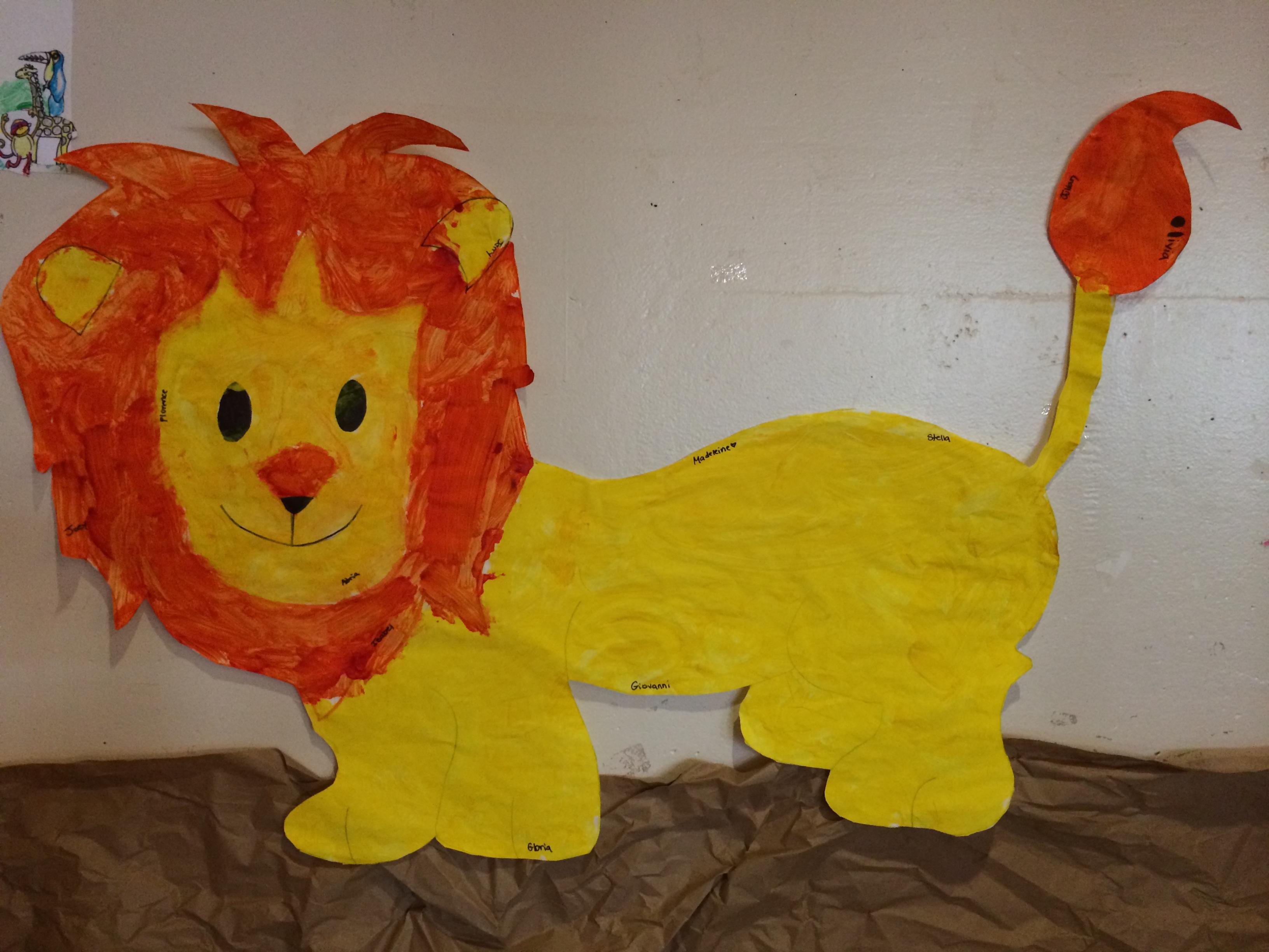 Wild Animals For Preschoolers