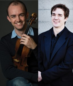 Concert Series: Benjamin Baker, violin, Daniel Lebhart, piano @ Robert S. Carey Performing Arts Center