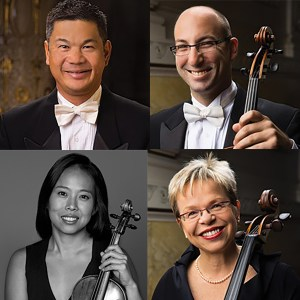 Concert Series: Chamber Music @ Robert S. Carey Performing Arts Center