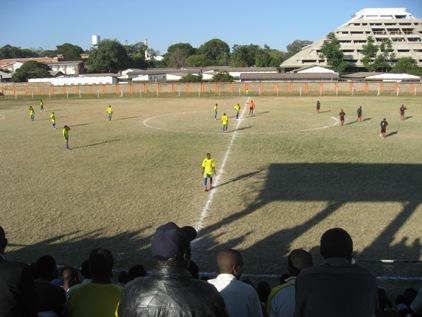 Lusaka CC x Chipata