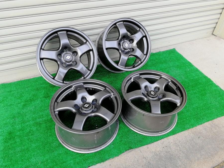 R32 GT-R リメイクホイール