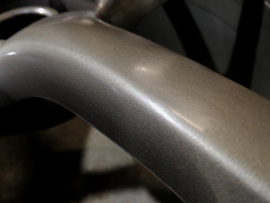 スカイライン R34 GT-R 純正色再塗装 傷補修 純正肌