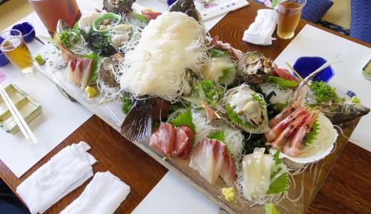手間ログ~小田原で食べる磯料理「一吉」~
