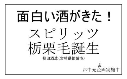 栃栗毛スピリッツ