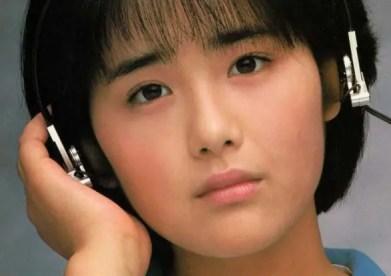 富田靖子の若い頃の画像