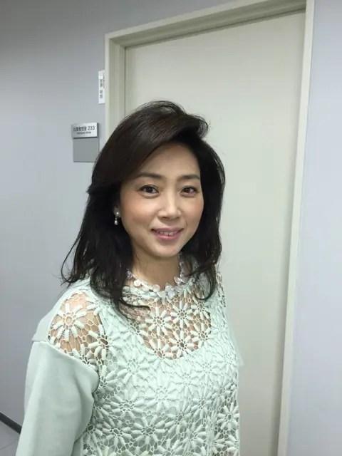 清楚な雰囲気の現在の藤吉久美子